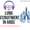 eCritCare Epi 2- Lung Recruitment in ARDS